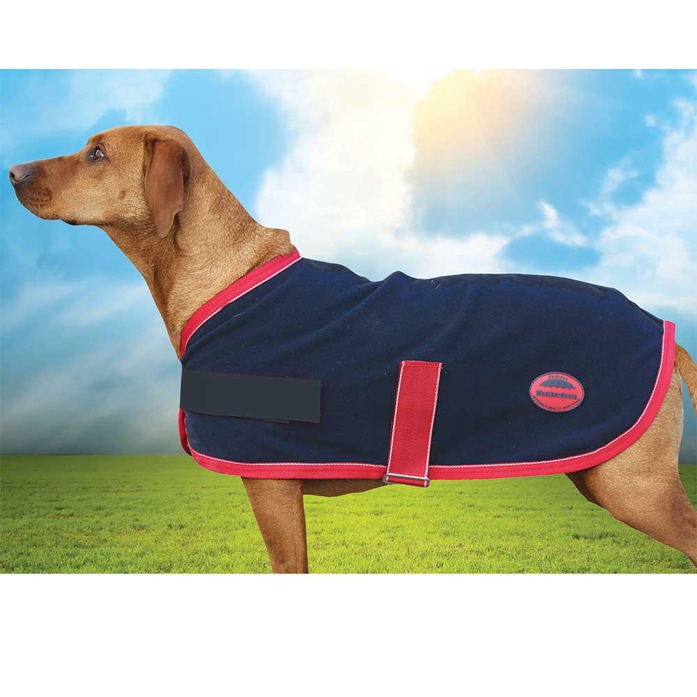 Weatherbeeta Fleece Dog Rug: Weatherbeeta Lightweight Cosy Fleece Dog Coat