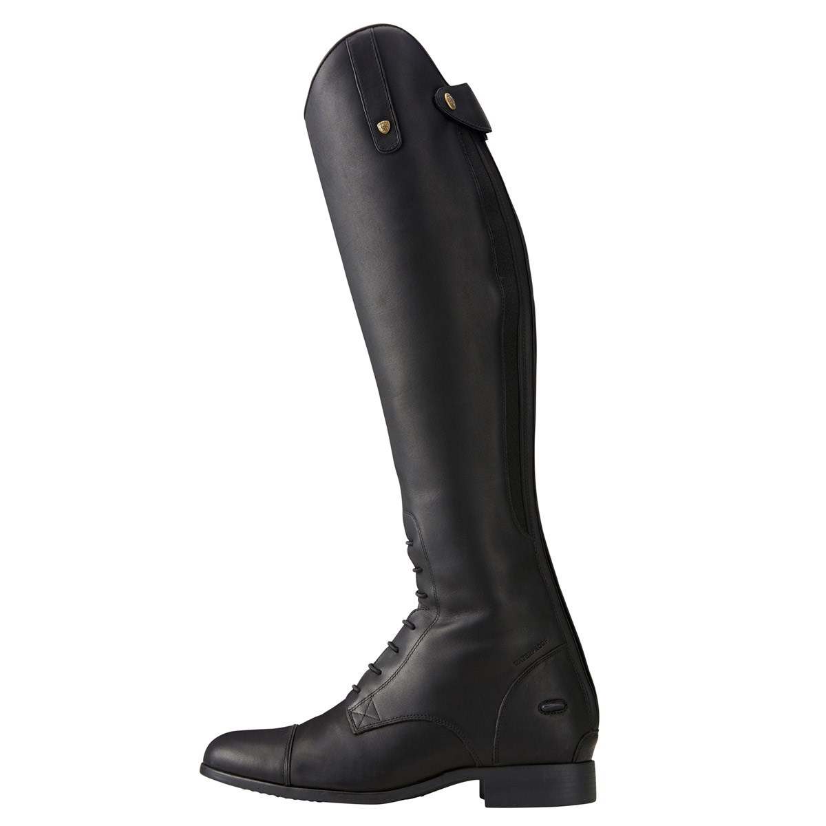 782afa39bc53 Ariat Heritage Compass H2O Mens Tall Riding Boots - Black - Redpost ...