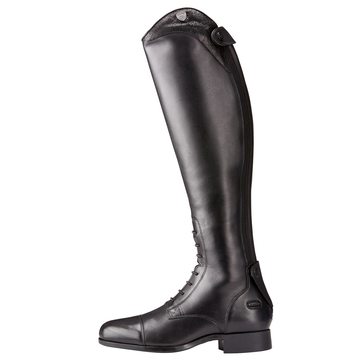 Ariat Heritage Ii Ellipse Ladies Tall Riding Boots Black