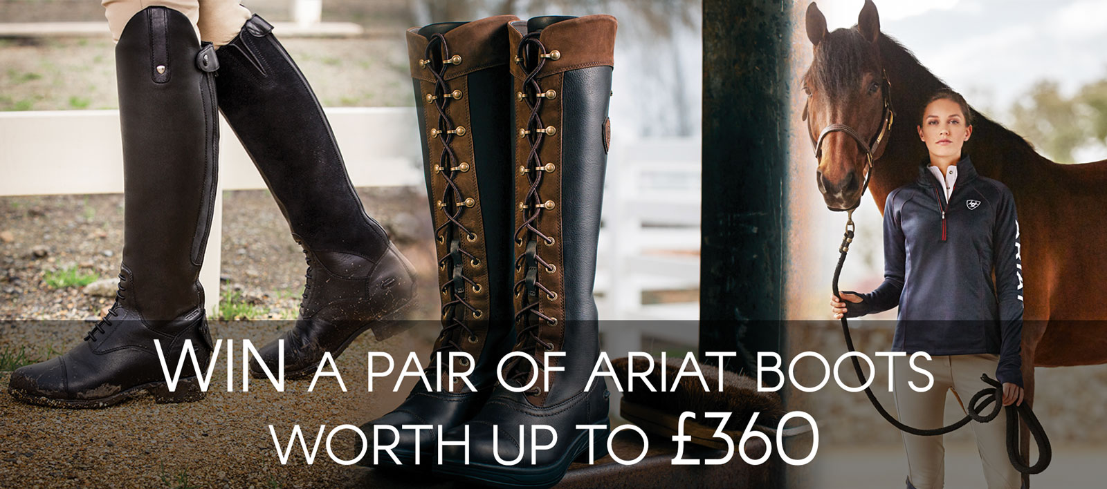 Ariat Spend To Win