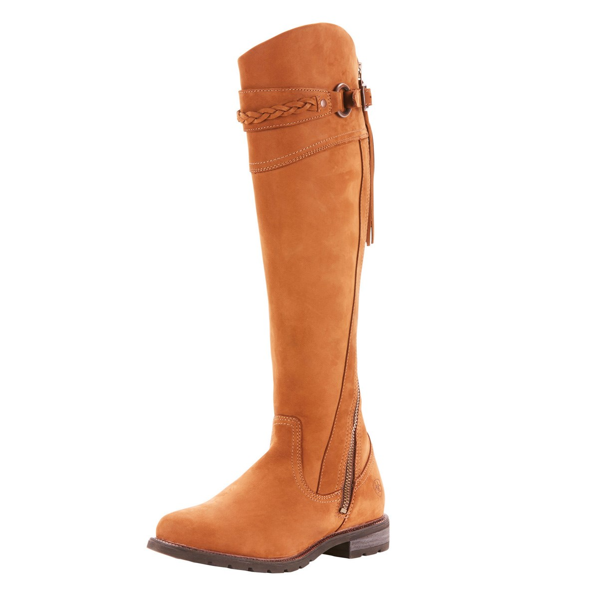 9350ebca7f15f Ariat Alora Ladies Tall Boots - Chestnut - Redpost Equestrian