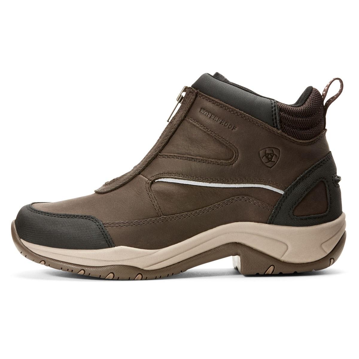 73fccd31d8a Ariat Telluride Zip H2O Ladies Boots - Dark Brown