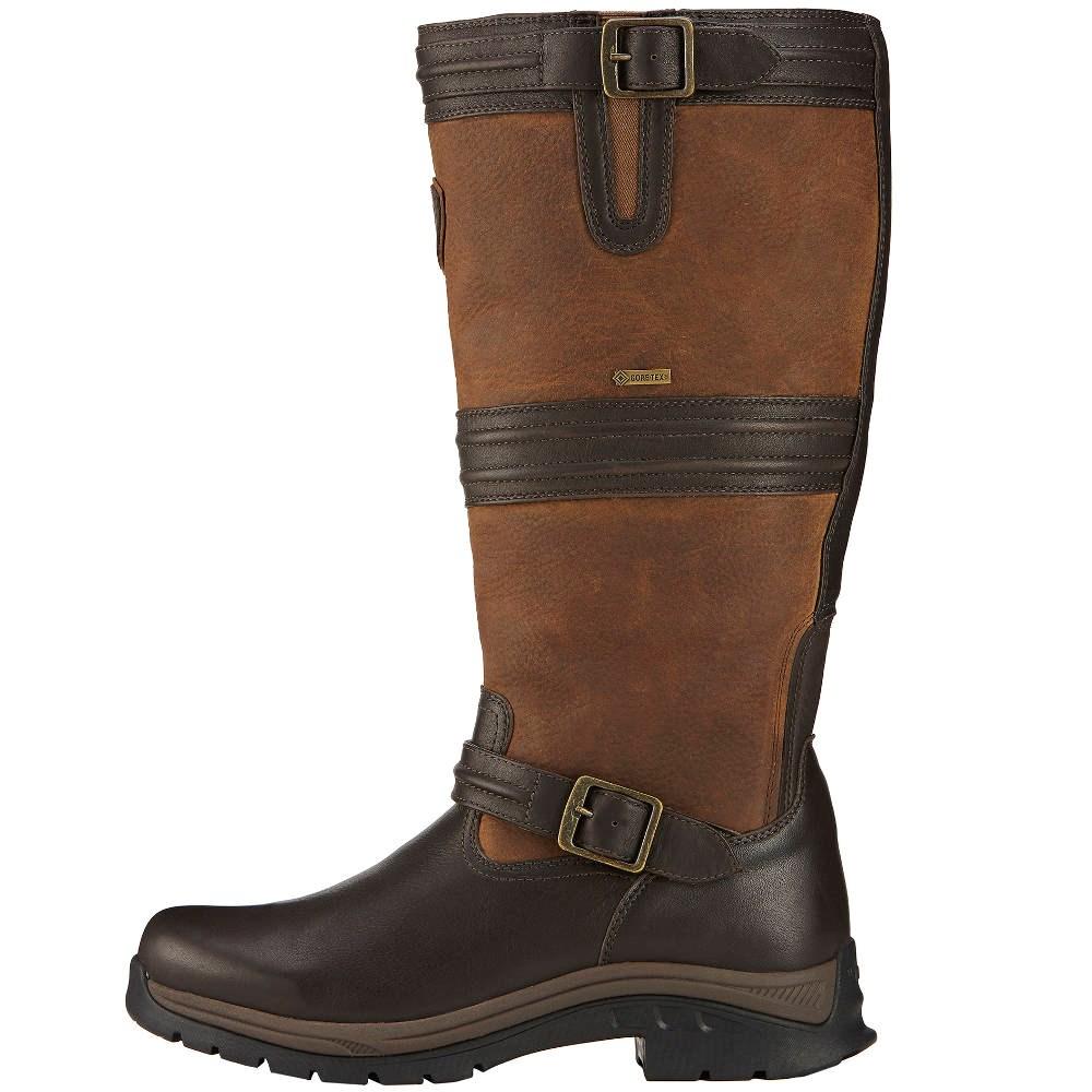 4814bec8cad Ariat Braemar GTX Mens Country Boots - Ebony Brown