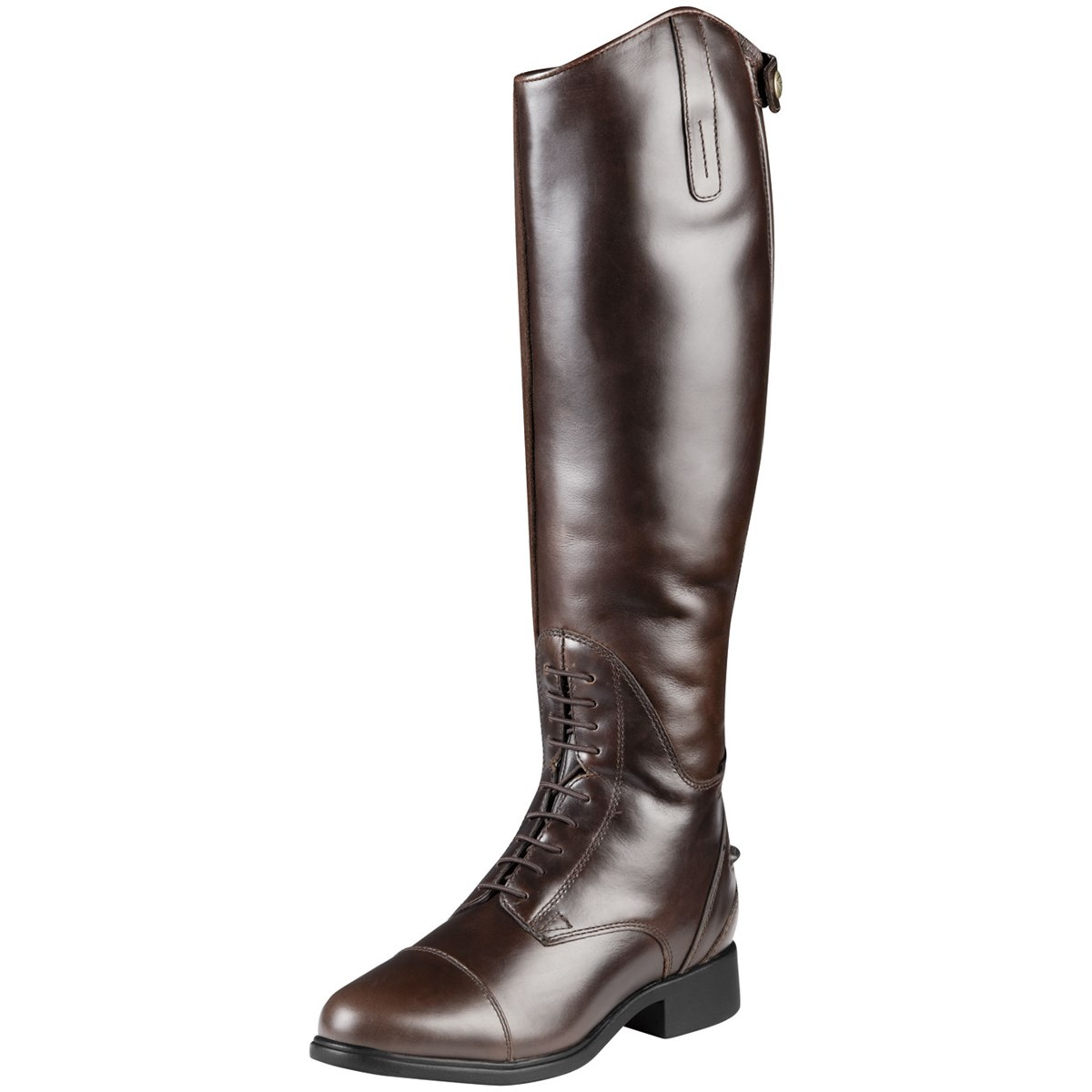b79b1106a7cf Ariat Bromont Tall H2O Insulated Womens Boots - Waxed Chocolate ...