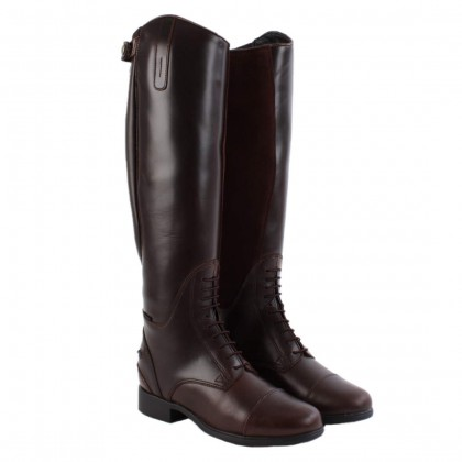 6aa4b95b569e Ariat Bromont Tall H2O Insulated Womens Boots - Waxed Chocolate - Redpost  Equestrian