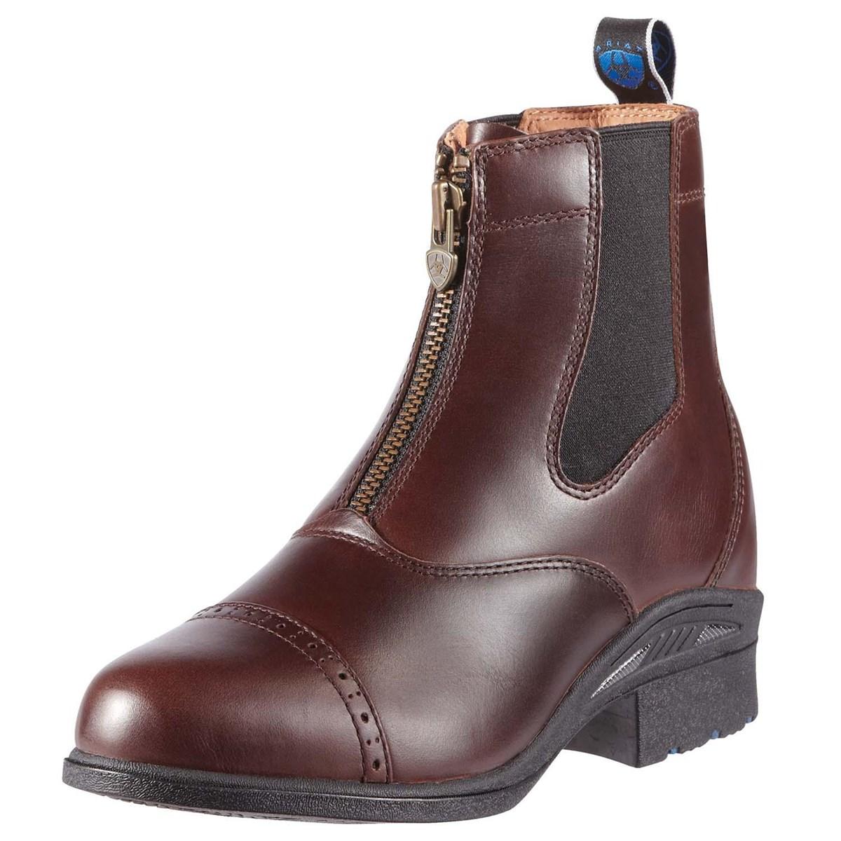 62b0837ebaa Ariat Devon Pro VX Womens Paddock Boot - Waxed Chocolate