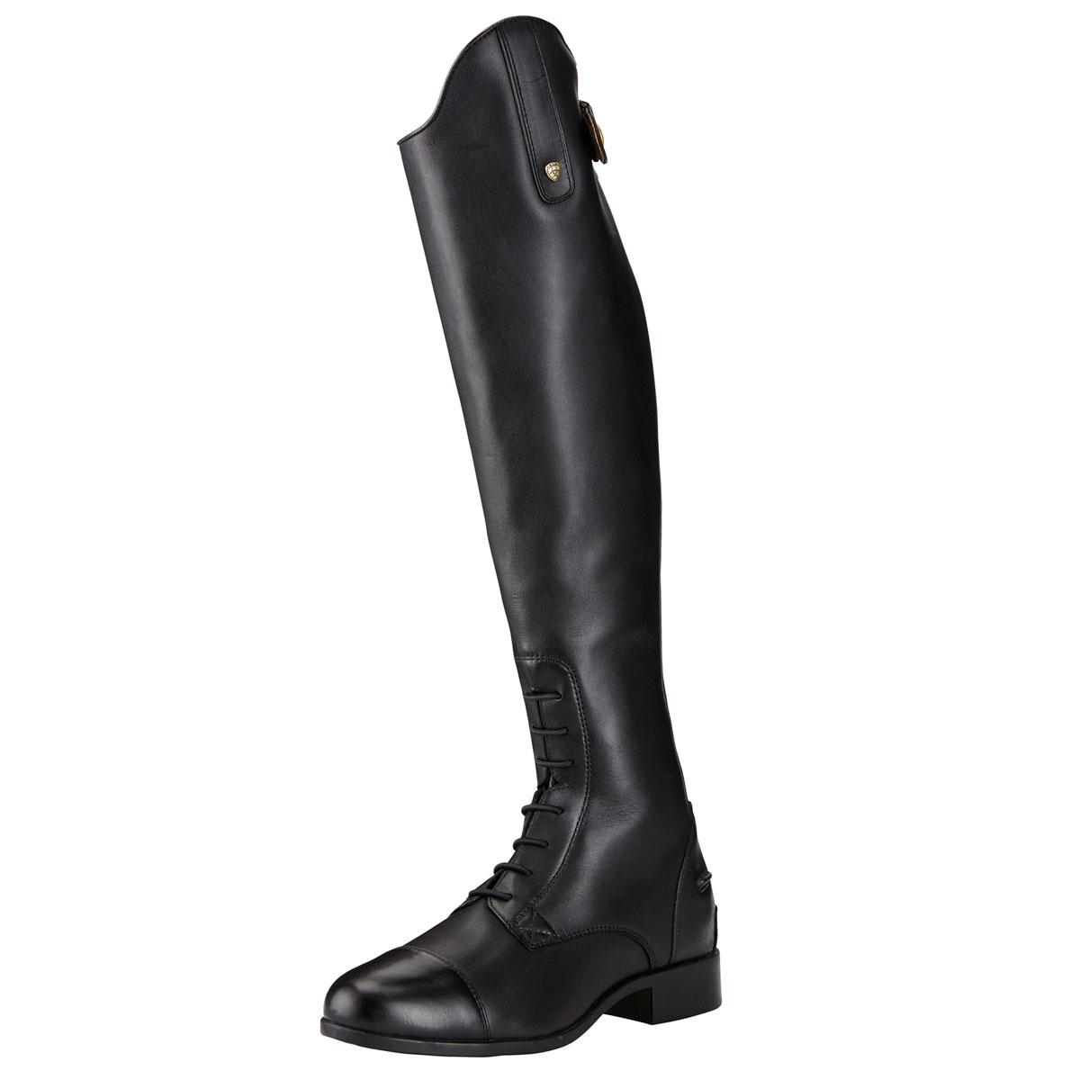 45f3331b0df3 Ariat Heritage Contour II Field Zip Tall Riding Boots - Black - Redpost  Equestrian