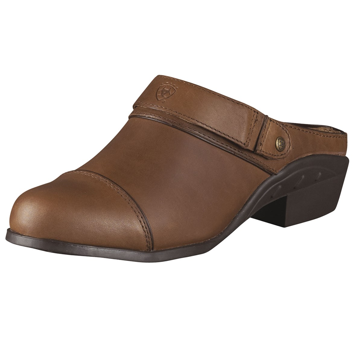 8c6e6f799ff Ariat Sport Mule Womens Slip-On - Timber - Redpost Equestrian