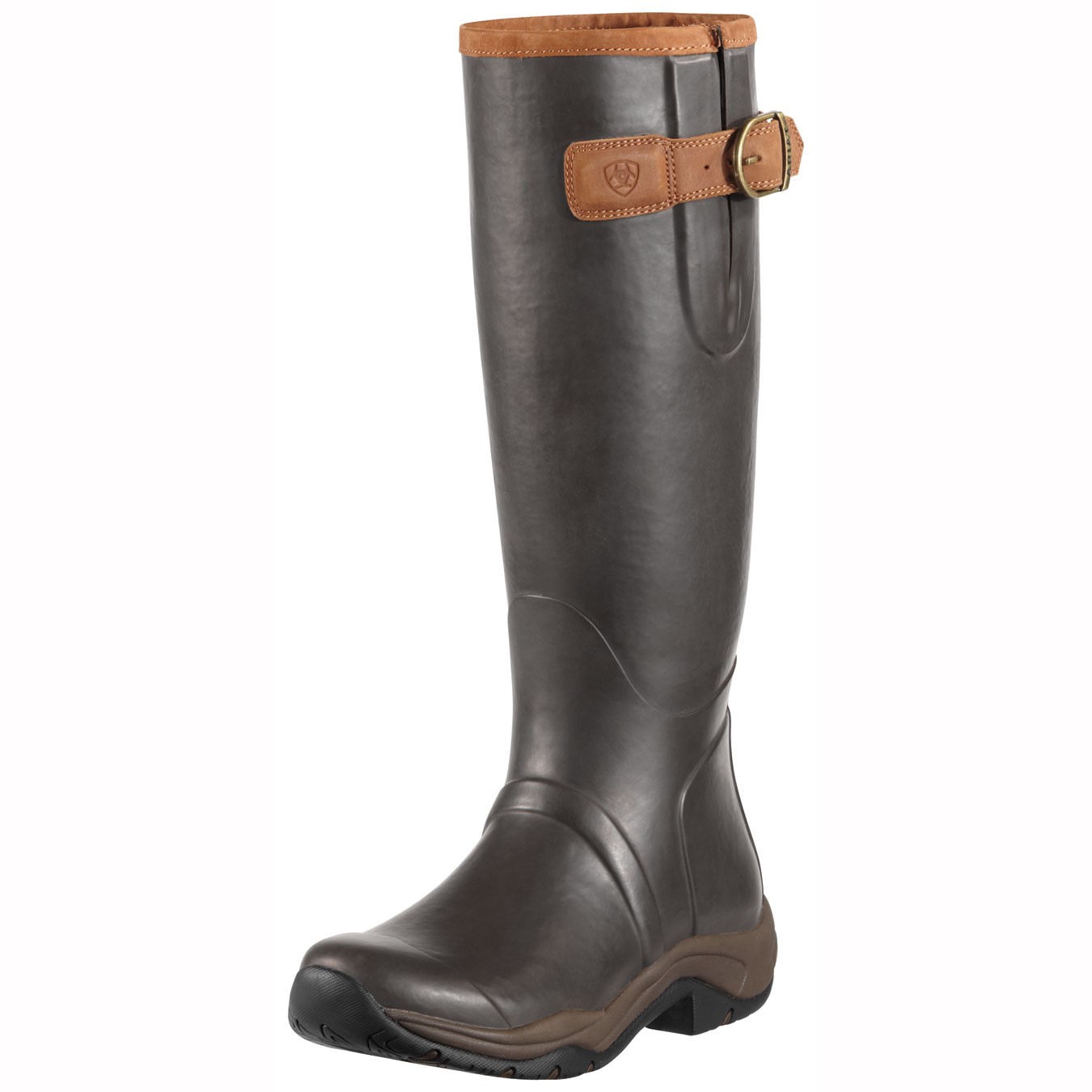 Ariat StormStopper Tall Wellies - Brown - Redpost Equestrian