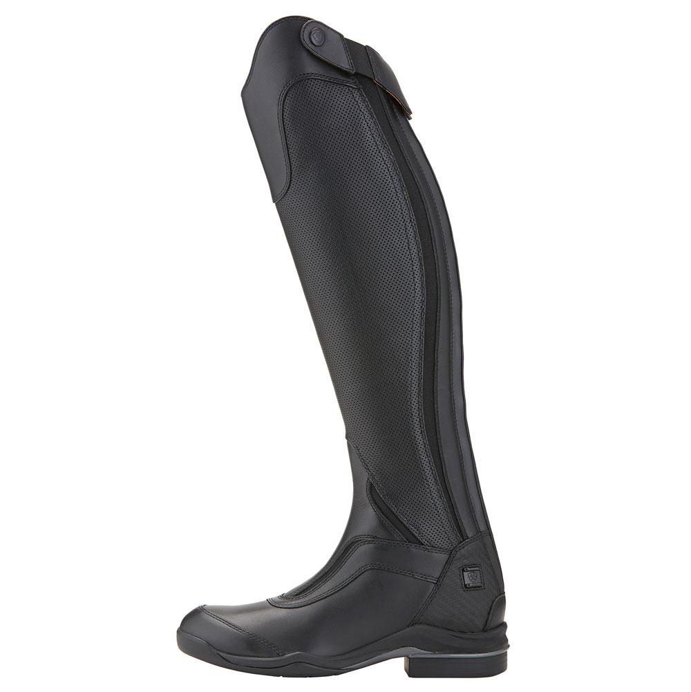 Ariat V Sport Tall Zip Womens Riding Boot Black