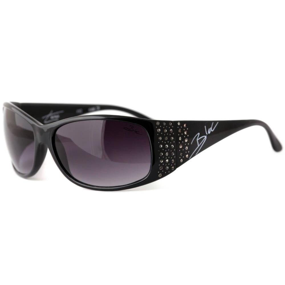 Bloc Turin Shiny Tort Stones Sunglasses