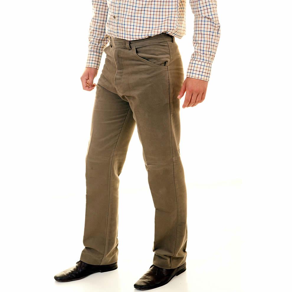 Men's Moleskin Pants