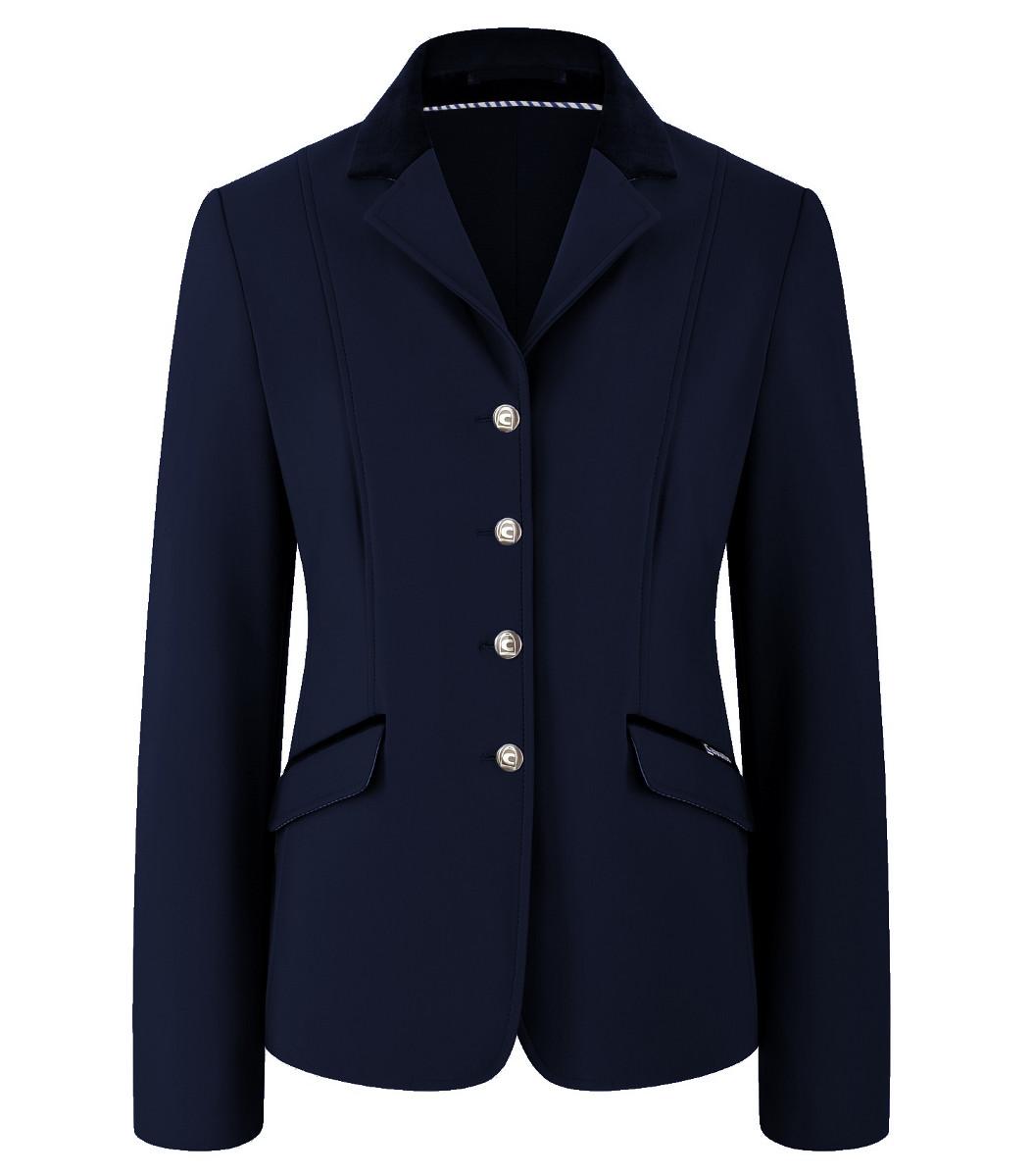 Cavallo Galathea Sport Softshell Ladies Show Jacket - Marine Blue ...