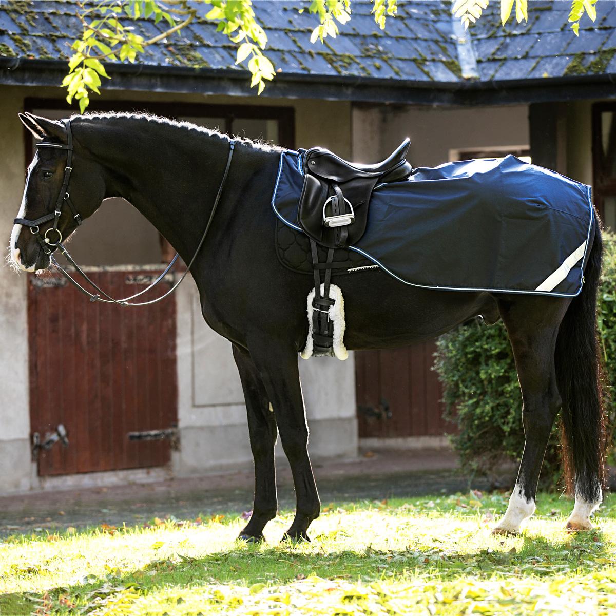 Horseware Amigo Competition Sheet Red//White//Green//Black **FREE UK Shipping**