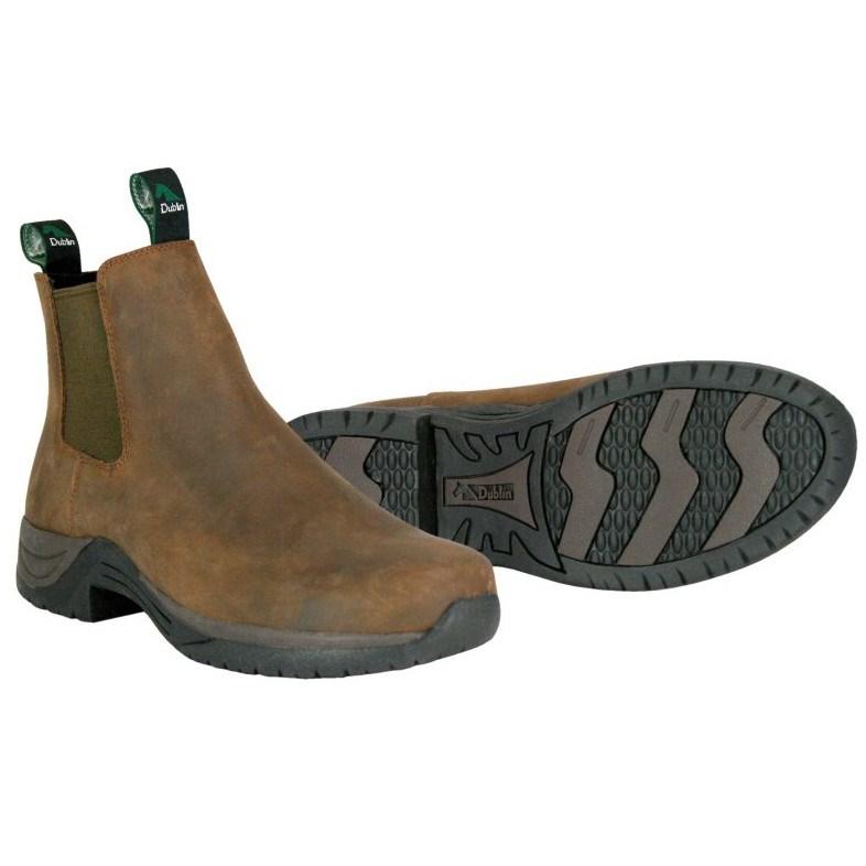 c98ba6e1b8e Dublin Venturer Boots - Brown