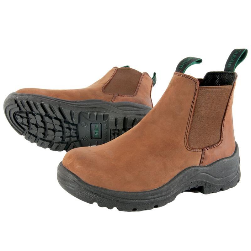 92d432ed07b Dublin Venturer Boots with Steel Toe Cap - Brown
