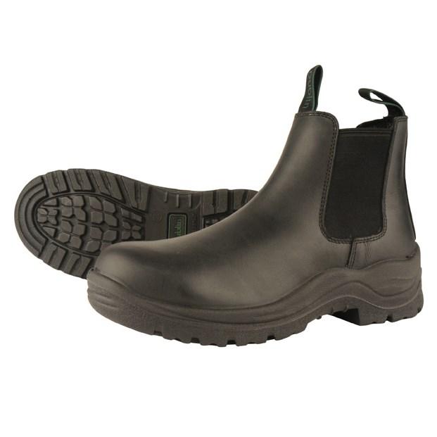 58c801e3ade Dublin Venturer Boots with Steel Toe Cap - Black