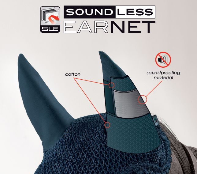 Equiline Soundless Ear Net Technology