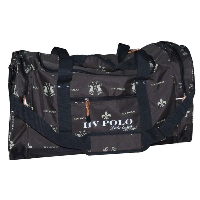 e1981ad99bbf HV Polo Allover Sports Bag - Brown - Redpost Equestrian