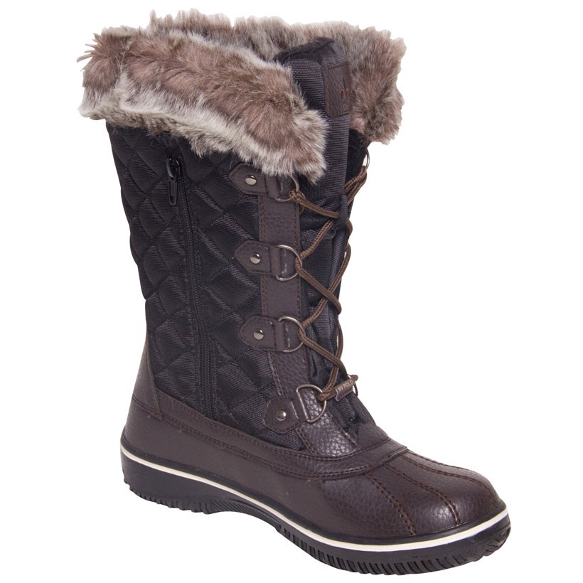 005fd3492dc HV Polo Winter Shoes Ladies Boots - Black - Redpost Equestrian