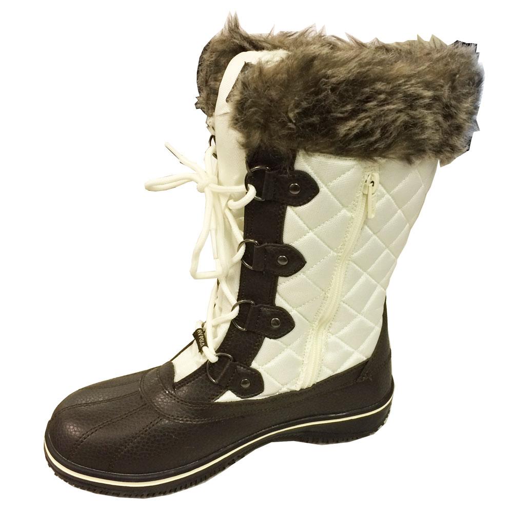 Model Polo Ralph Lauren Velcro Black Snow Boot 95413GS Junior  Women Size