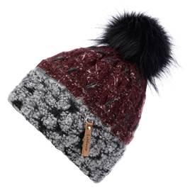 9f830b1dfef LeMieux Colorado Bobble Hat - Bordeaux