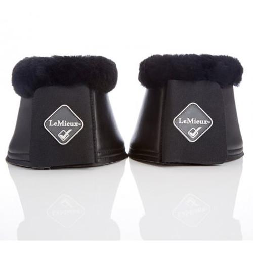 LeMieux Faux Leather Lambskin Over