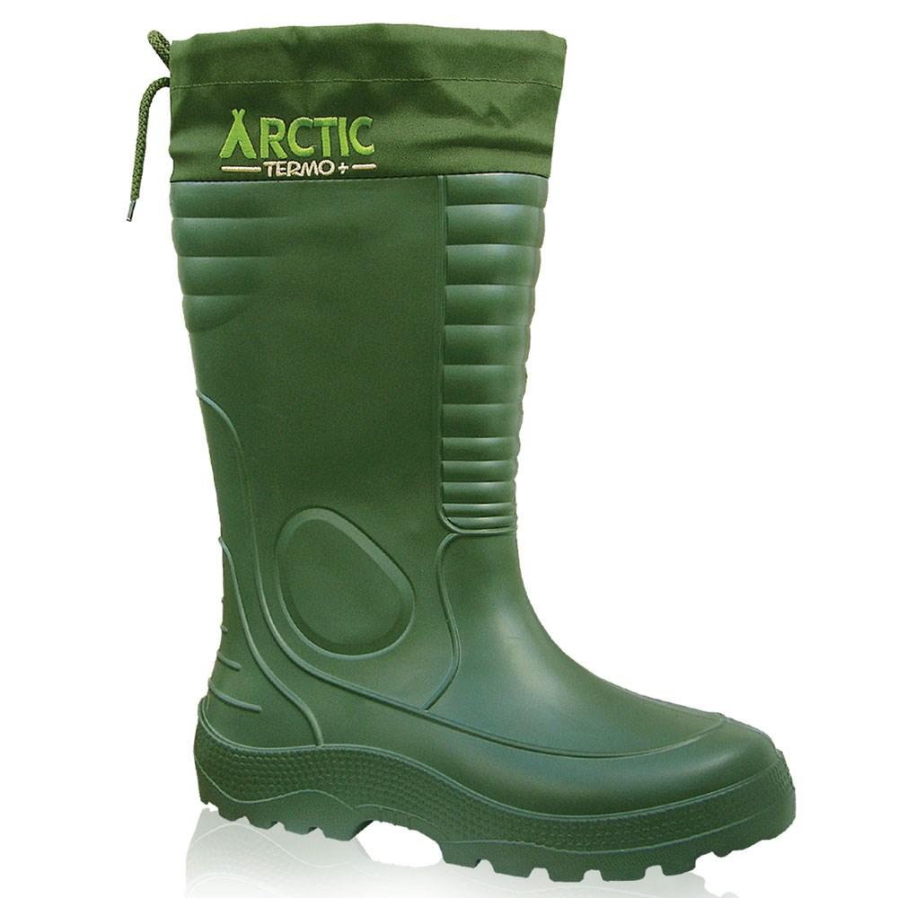 Lemigo Arctic Termo Plus Mens EVA Wellington Boot - Green - Redpost  Equestrian a20ae1aecd1