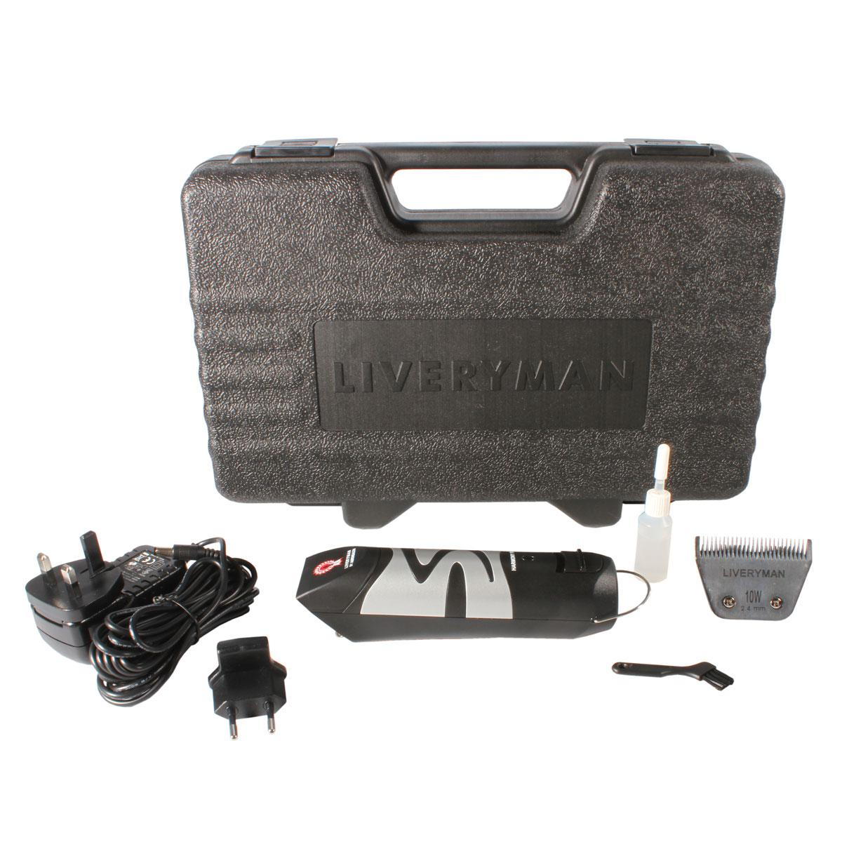 Liveryman Clipper Harmony Plus Battery Pack