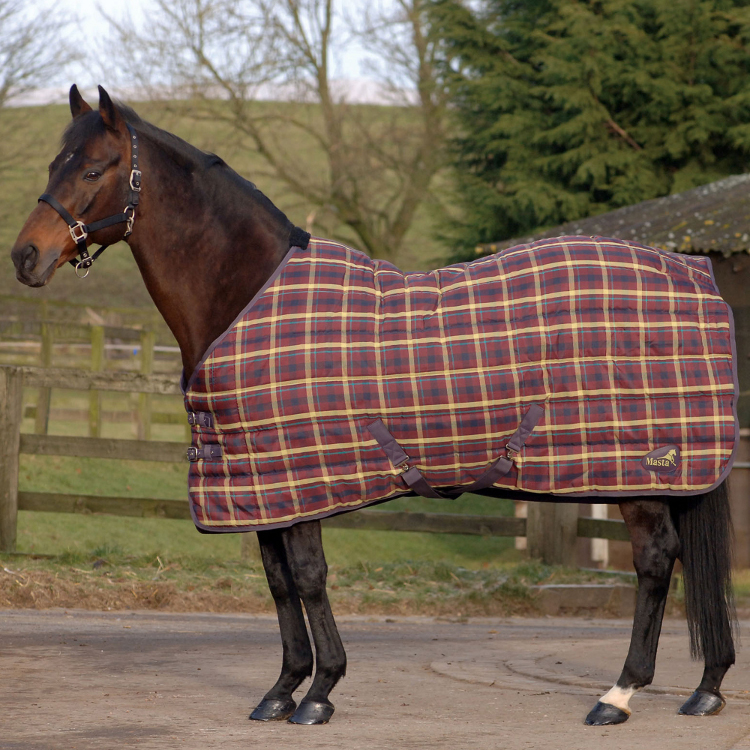 Stable Rugs For Horses Stable Rug 340g Brown