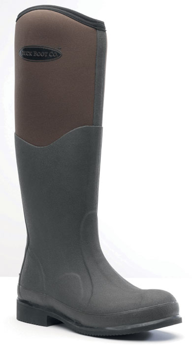 Muck Boot Tyne Riding Wellington Boots - Brown - Redpost Equestrian