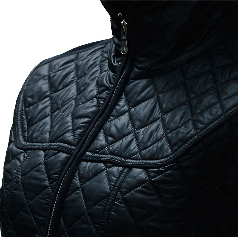 Musto Synergy Ladies Quilted Sport Jacket - Black - Redpost Equestrian : musto quilted jacket - Adamdwight.com