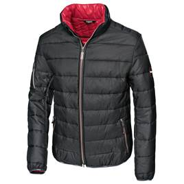 bd47b85b916 Pikeur Melvin Mens Quilted Jacket - Anthracite Grey