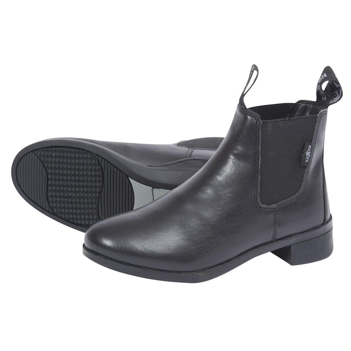 Saxon Kids Syntovia Jodhpur Boots