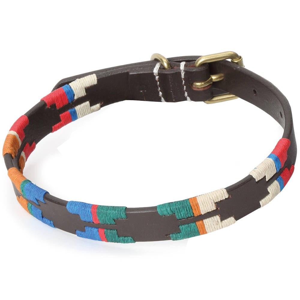 Shires Polo Dog Collar