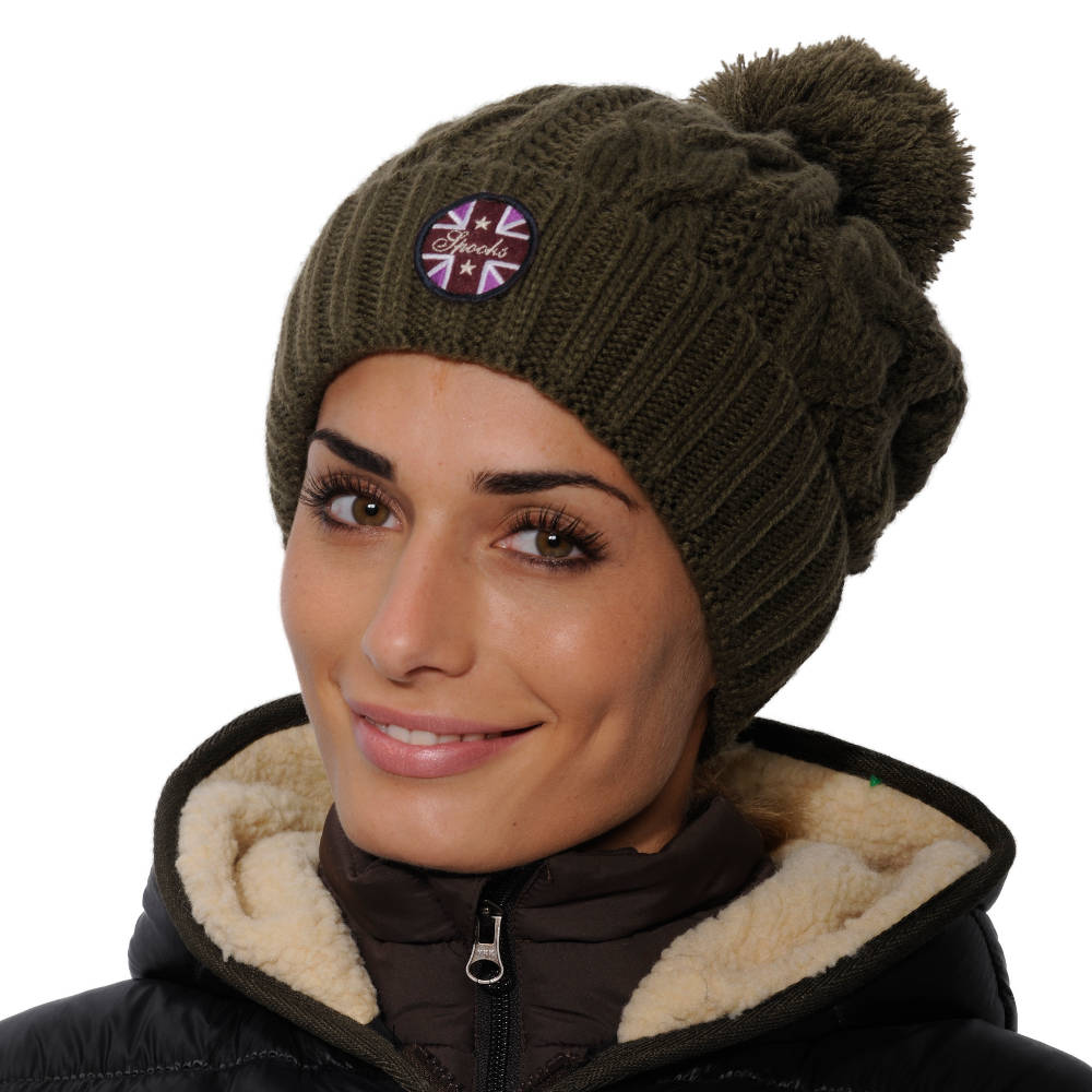 3dac5a123bd new zealand horseware polo knitted bobble hat zoom bcd05 a3185