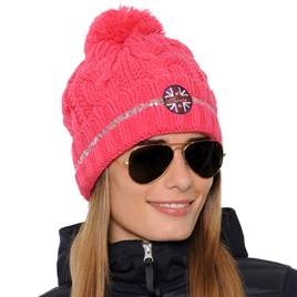 aa3cc573157 Womens Hats   Headbands - Bobble Hats