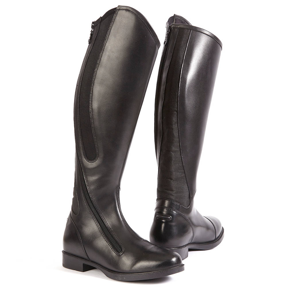 Toggi Cartwright Long Riding Boots - Black - Redpost Equestrian