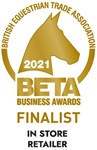 BETA Retailer of the Year 2021 In Store Retailer - Finalist
