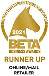 BETA Retailer of the Year 2021 Online Retailer - Runner Up